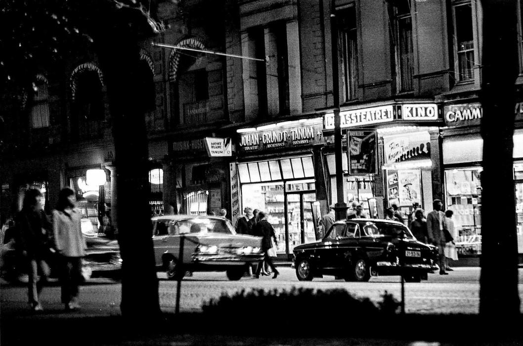 Palassteatret kino. Foto: Knut Buer