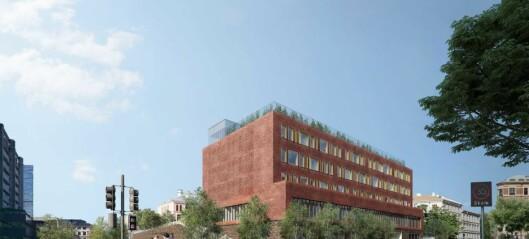 Veidekke skal bygge nye Ruseløkka skole for 370 millioner