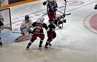 Tre seire på rappen for Vålerenga ishockey. Og overbevisende 3-0 over Sparta