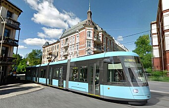 Siemens tapte saken mot Sporveien. Byens anskaffelser av nye trikker er tilbake på skinnene