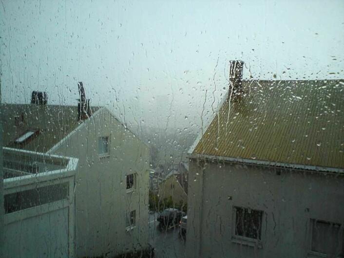 Storm, sterke vindkast og regn ventes i kveld. Foto: Jørgen Schyberg / Flickr