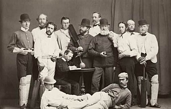 18. august 1866: På Christianias første cricketkamp smadrer britene byens ferske lag fra