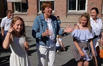 Ny seier til barn og foreldre ved Bolteløkka skole. Bystyreflertallet og byrådet vil utvide skolegården