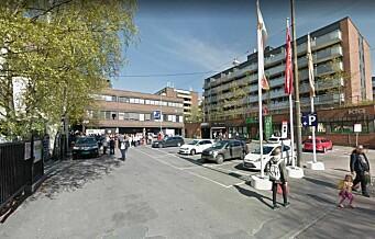– Mener Gamle Oslo SV at byen er ferdig utbygget?