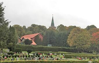 Søndagskvelden tilbrakte jeg i en av Oslos vakreste kirker