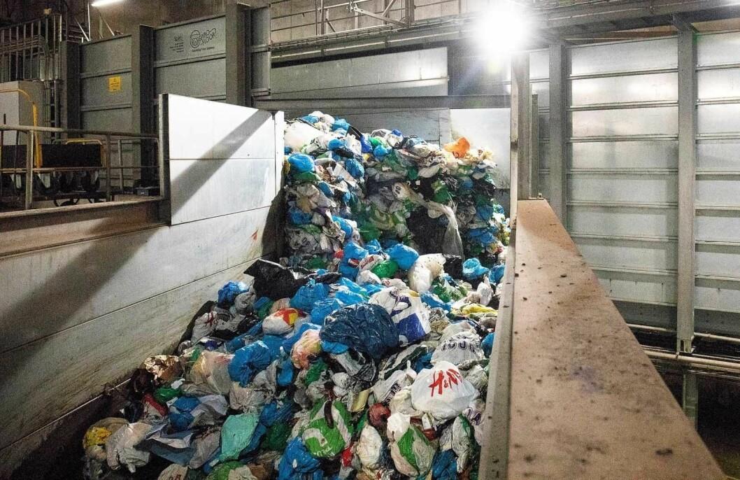 """I løpet av hele 2019 kan oslofolk få dra på """"avfallssafari"""" til gjennvinningsanlegget på Klemetsrud. Foto:  Clare Keogh/Europakommisjonen"""