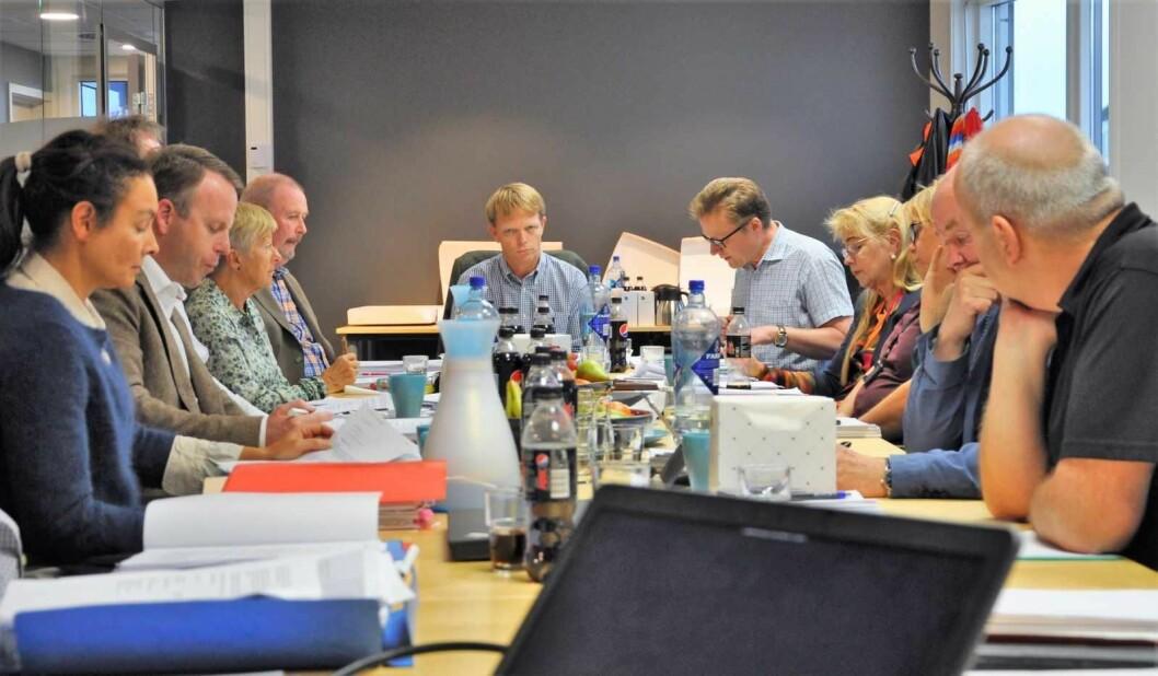 Bystyrets kontrollutvalg er samstemt i at styret i kommunale Omsorgsbygg ikke har hatt god nok kontroll. Foto: Arnsten Linstad