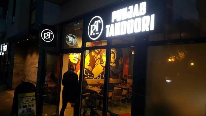 Bli med inn i splitter nye Punjab Tandoori i Hausmanns gate... Foto: Tarjei Kidd Olsen