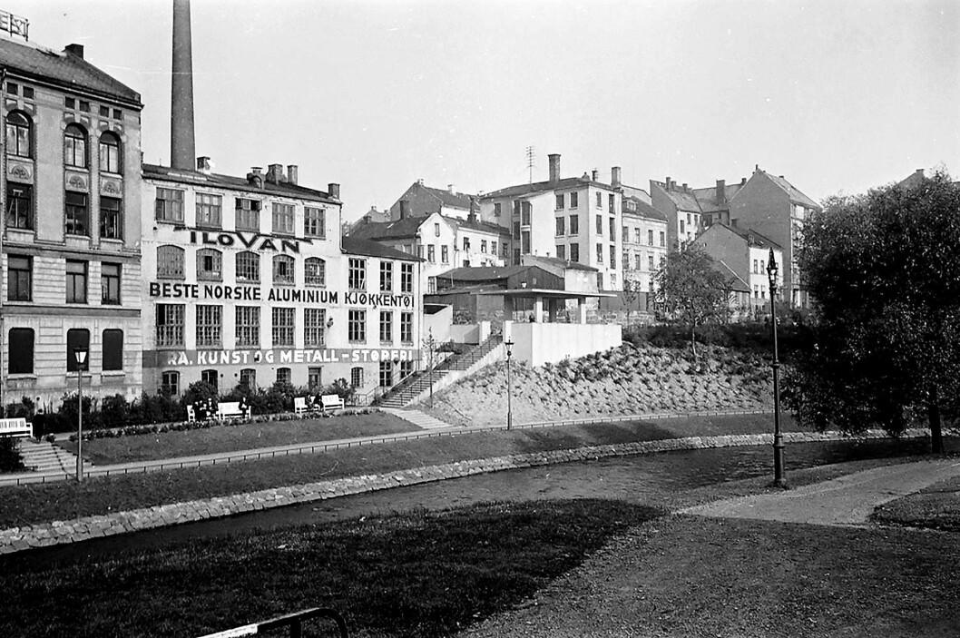 Habben. Foto: Ukjent/Oslo Museum