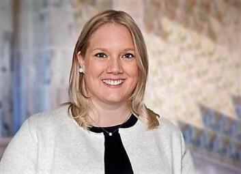 Frp-politiker Aina Stenersen mener byrådslederen nå forsøker å kneble den demokratiske debatten rundt valget av tomt for nytt storsykehus i Oslo. Foto: Sturlason/Oslo kommune