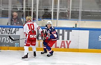 Vålerenga topper hockey-tabellen etter at alle lagene har møtt hverandre én gang