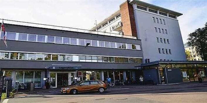 Ved behov for akutt sosialhjelp er Legevakten i Storgata 40 stedet å oppsøke. Foto: Oslo universitetssykehus