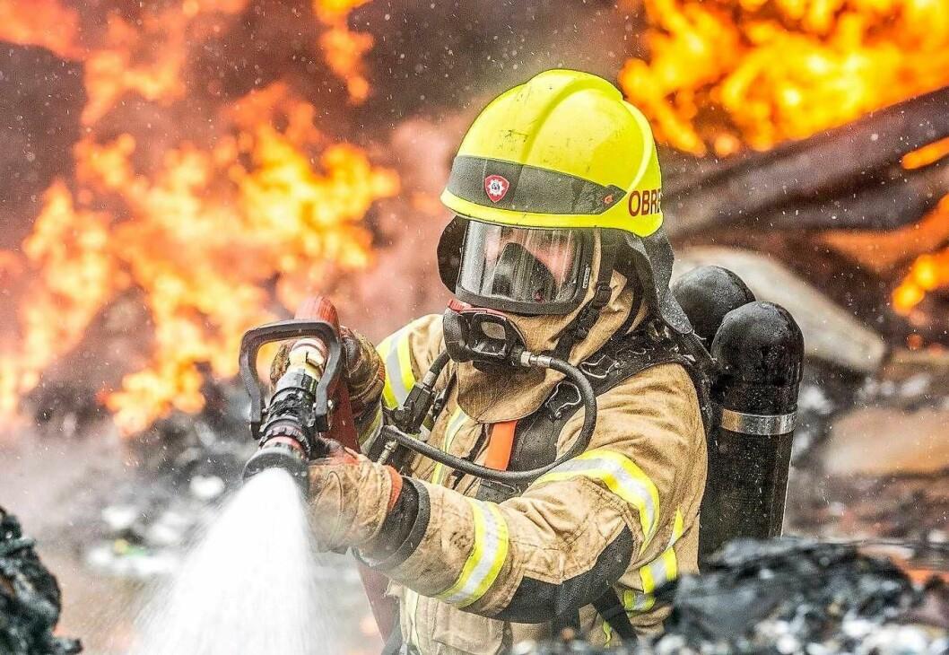 Tørrkok og komfyrbranner står for en stor andel av dødsbrannene i Oslo. Foto: Oslo brann- og redningsetat
