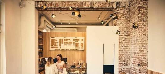 I Gamlebyen ligger KUMI, en populær vegetarisk nabolagscafé