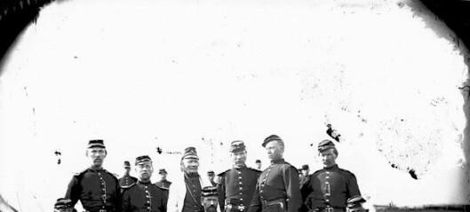 1821: Kong Karl Johan sendte 3000 svenske soldater til Etterstad for å skremme Stortinget