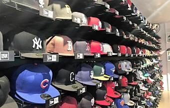 Lokk i Torggata er kulminasjonen av lidenskap for alt som handler om caps, amerikansk sport og streetwear