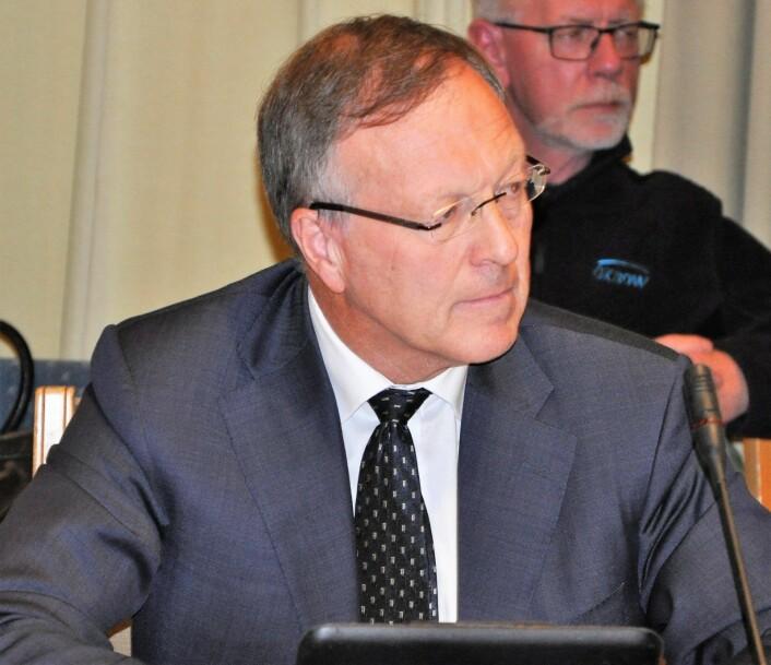 Høyres Morten Steenstrup mener saken er så alvorlig at både toppledelsen og styret i Omsorgbygg må skiftes ut. Foto: Arnsten Linstad