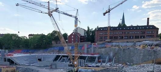 Oslo kommune melder nå offisielt at nye Jordal Amfi vil stå klart først i 2020, to år på overtid