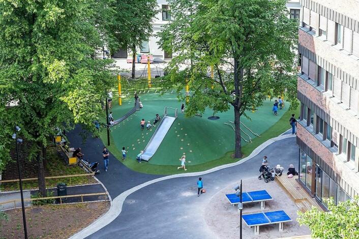Foto: SOLA - Studio Oslo Landscape Architects