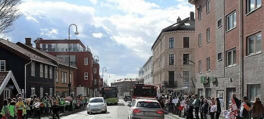 Endelig føler beboerne langs Strømsveien at de blir tatt på alvor av politikerne. Får fartsdempende tiltak