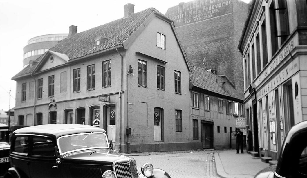 Brogården. Foto: Fritz Holland/Oslo Museum