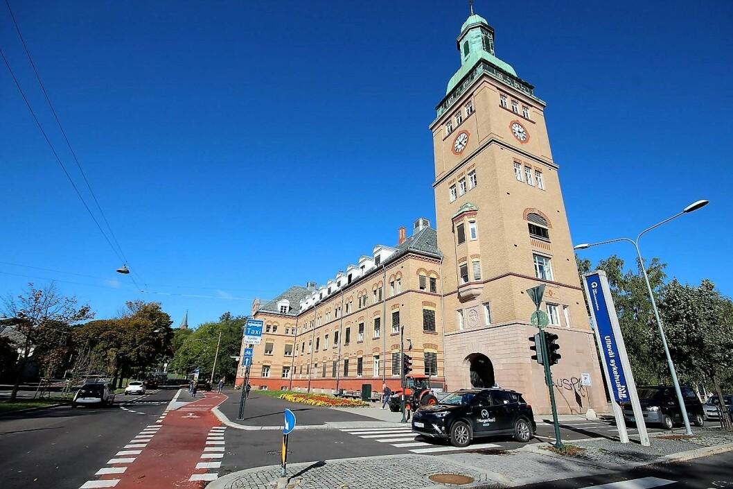 Det statlige foretaket Helse Sør-Øst har vedtatt nedleggelse av Ullevål sykehus. Nå får den langsiktige sykehusplanen for Oslo hard medfart fra samtlige partier i Oslos bystyre.Foto: André Kjernsli