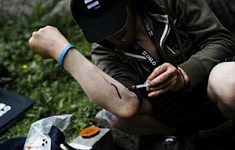 — Heroin i Oslo kan være forurenset med resistent bakterie