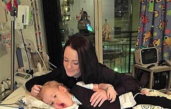 — NAV fastholder at alenemoren Elin, med den livstruende syke sønnen William (6), må komme seg i jobb