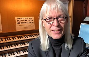 Kantoren har spilt de samlede verkene av Bach i Sagene kirke: – Å spille all denne fantastiske orgelmusikken, det er hele livet mitt
