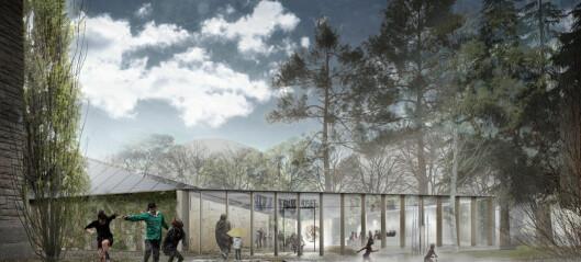 Et nytt klimahus på Tøyen skal utdanne barn og unge om farene med global oppvarming