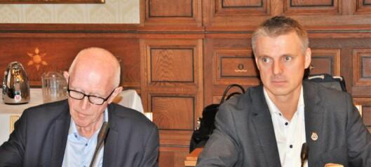 Byråd Kjetil Lund: – Klokt av styrelederen i Omsorgsbygg å trekke seg