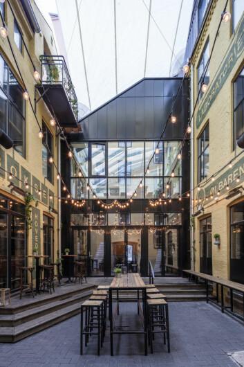Kulturhuset 2.0. Foto: Jonas Adolfsen