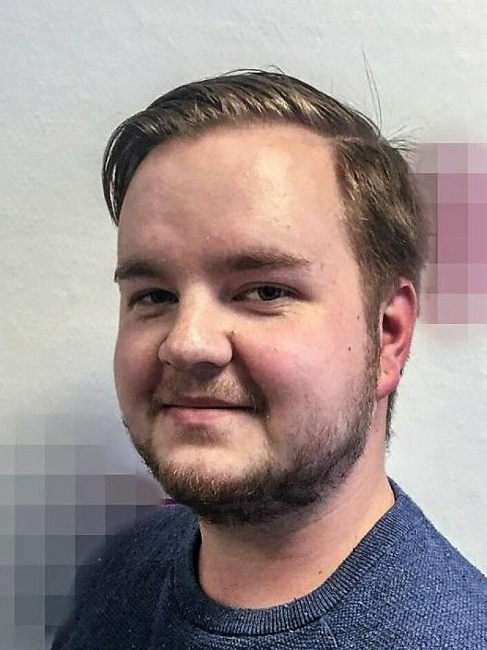 Heikki Bjørklund Paltti ble drept hjemme i leiligheten i Arbos gate på Majorstua mandag morgen. Foto: Privat