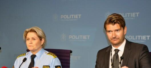 Drar til Frankrike for å avhøre drapssiktede Makaveli Lindén. Begjæring om utlevering sendes i dag