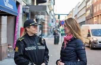 – Det kryr av prostituerte utenfor de få butikkene vi har igjen i Kvadraturen