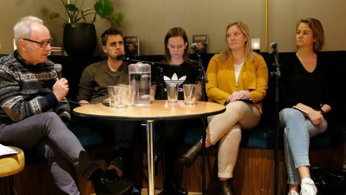 Et samlet panel vil gi rusmisbrukerne i Oslo et trygt sted å oppholde seg i framtiden. Foto: Christian Boger