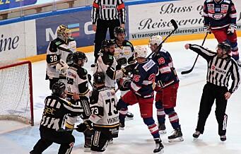 Vålerenga hockey gikk på årets første hjemmetap mot revansjesugent Oilers