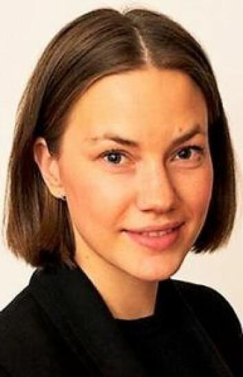 Ragnhild Løseth er advokat i Leieboerforeningen og forteller at det er ikke bare bare å kaste ut folk. Foto: Leieboerforeningen