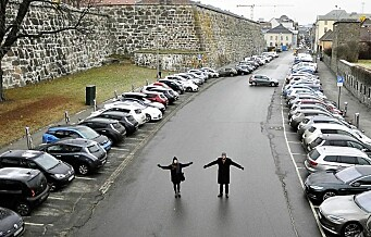 – Den enorme mengden biler i gatene våre er elefanten i byrommet