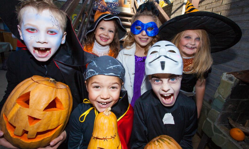 Snakk gjerne med barna dine før de går ut, om hva som er greit å gjøre som knep og ikke. Foto: Frende forsikring