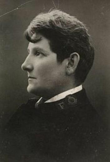 Othilie Tonning (1861-1931). Foto: Frelsesarmeen