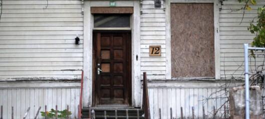 71 kommunale bygg i Oslo står tomme