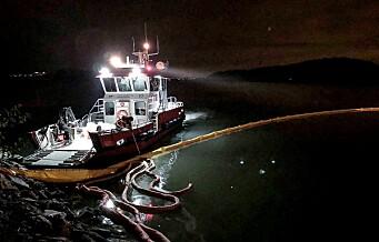 Nytt oljeutslipp i Alna: — Sterk lukt av diesel i natt langs hele elva