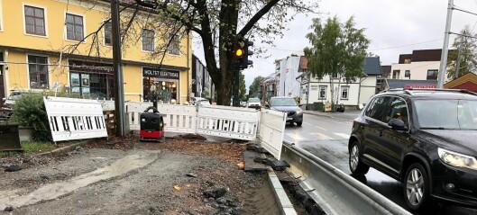 – Etter fire års arbeid med Holtetkrysset, har ikke Oslo kommune fått med seg at en sykkelvei skal gå gjennom krysset
