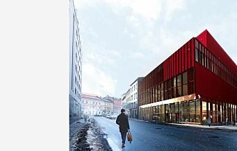 Vega scene åpner i dag. Oslo får tre nye kinosaler, ett teater og en debattsalong