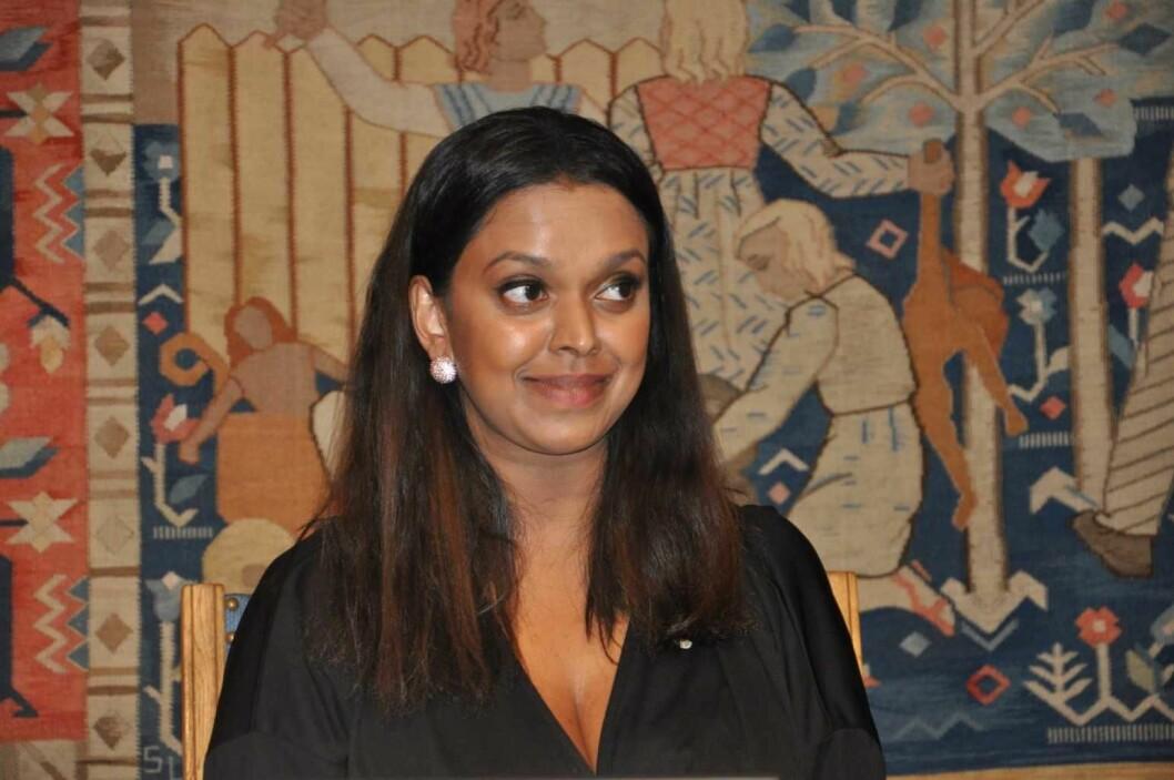 Oslos varaordfører Khamsy Gunaratnam skal lede årets 17.maikomité. Hun ligger også an til å bli nominert som Oslo Aps ordførerkandidat før neste års valg. Foto: Arnsten Linstad