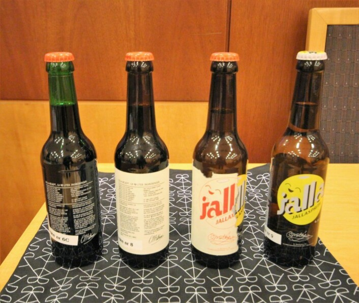 The Coca-Cola Company har, ifølge sin egen advokat, 50 prosent av verdensmarkedet for alkoholfrie leskedrikker. Likevel ser de på O. Mathisen på Grønland i Oslo som en konkurrent som kan ødelegge Coca-Colas merkevarer. Foto: André Kjernsli