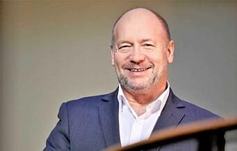 Per Morten Johansen går av som toppsjef for kommunale Omsorgsbygg