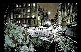 Frikjennes for snøkaos sist vinter: Oslo kommune gjorde en god jobb, konkluderer ekstern gransking