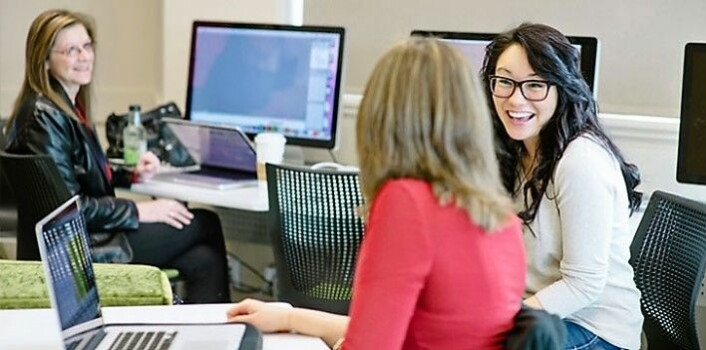 Helt på topp i undersøkelsen over mest attraktive arbeidsplasser kom Google, etterfulgt av FINN.no, Microsoft, Apple og PWC. Foto: University og the Fraser Valley
